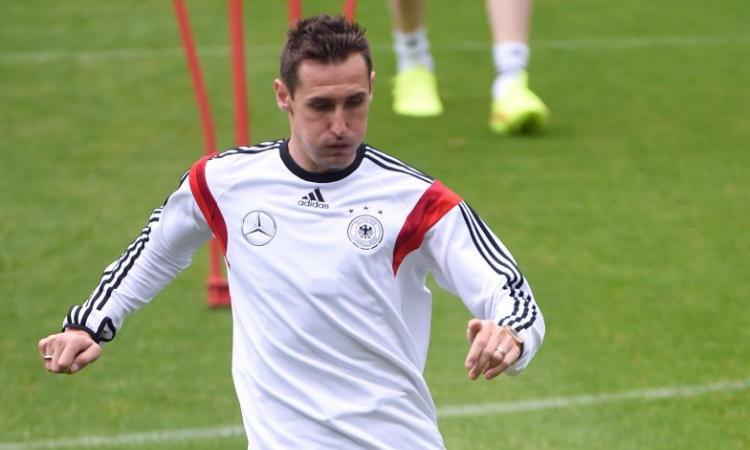 Brasile 2014: ecco i 23 della Germania