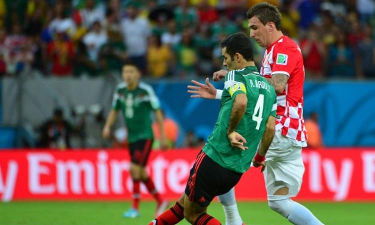 Croazia-Messico 1-3: il tabellino