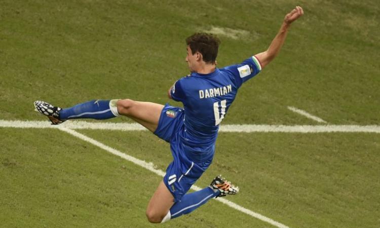 Torino-Juve: è derby Nazionale per Darmian