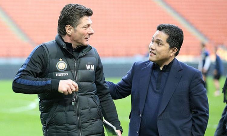 Thohir: 30 milioni extra per l'Inter, ma restano le spine con Mazzarri