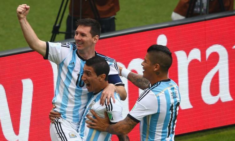 Nigeria-Argentina 2-3: Messi ne fa 2
