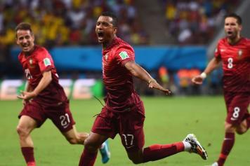 Nani Portogallo gol