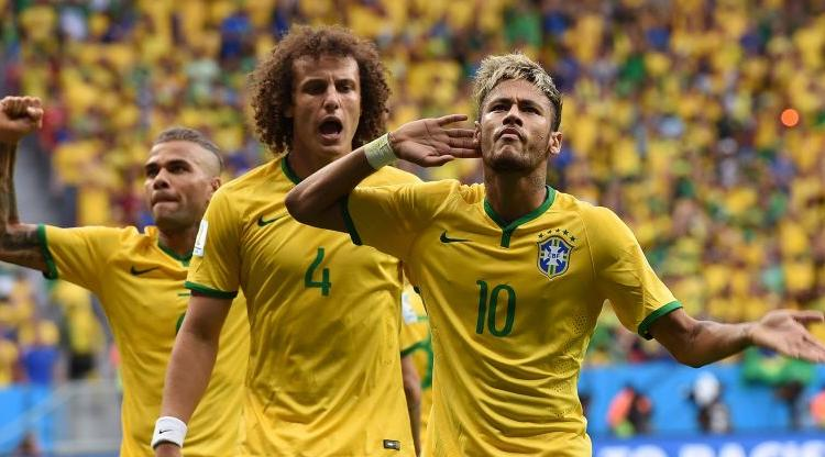 E intanto il Brasile se la gode a ritmo di Samba VIDEO
