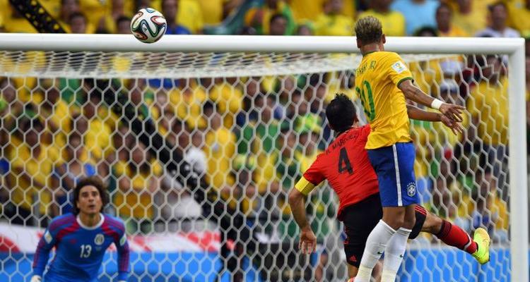 Il Messico ferma il Brasile: è 0-0