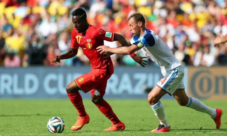 Belgio-Russia 1-0, decide Origi all'88'