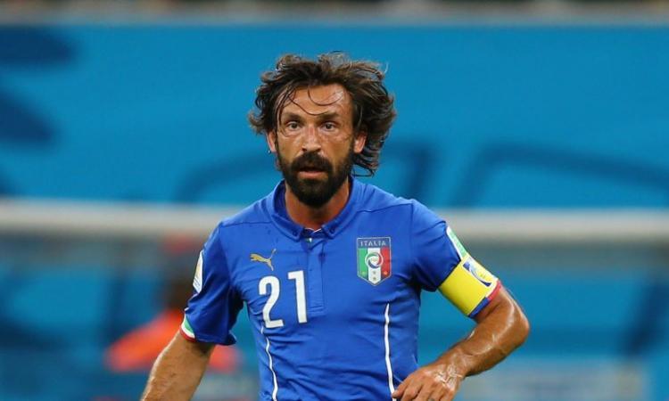 Italia, Pirlo: 'Imporremo il nostro gioco'