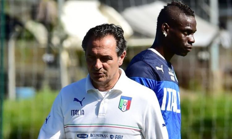 Vivo x lei, Jacobelli: ingrato Balotelli, nemmeno una parola per Prandelli