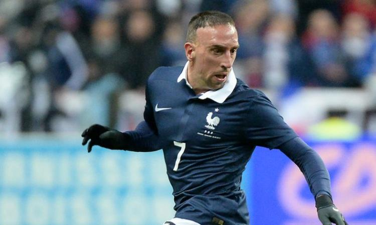 Francia: Ribery nei 23 per il Mondiale