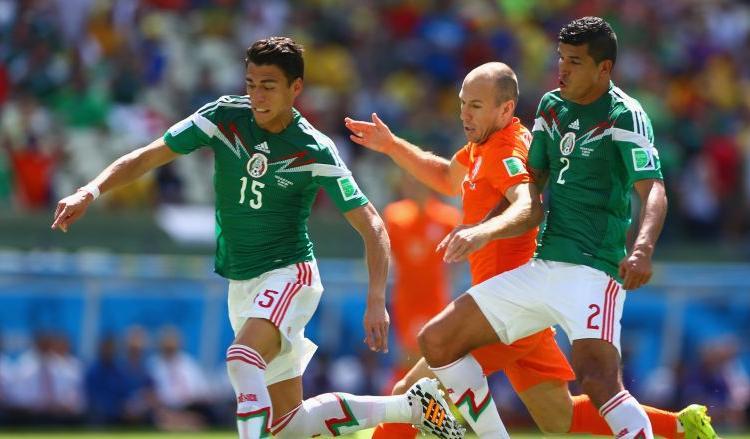 Olanda-Messico 2-1: il tabellino