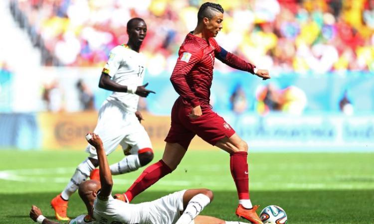 Portogallo-Ghana 2-1: il tabellino