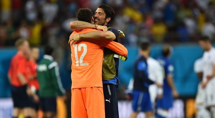 Italia, Sirigu: 'Buffon era contento per me, questo è vero spirito di gruppo'