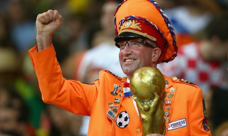 Brasile 2014: Olanda show, la gioia dei tifosi orange VIDEO