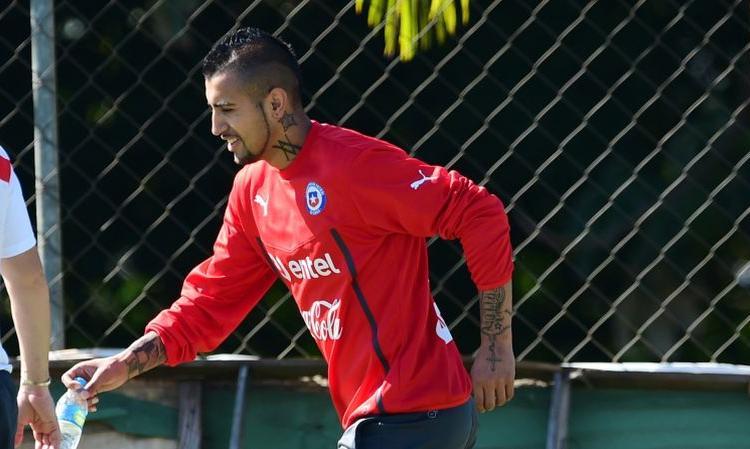 Cile, Vidal: 'Sono contento alla Juventus'