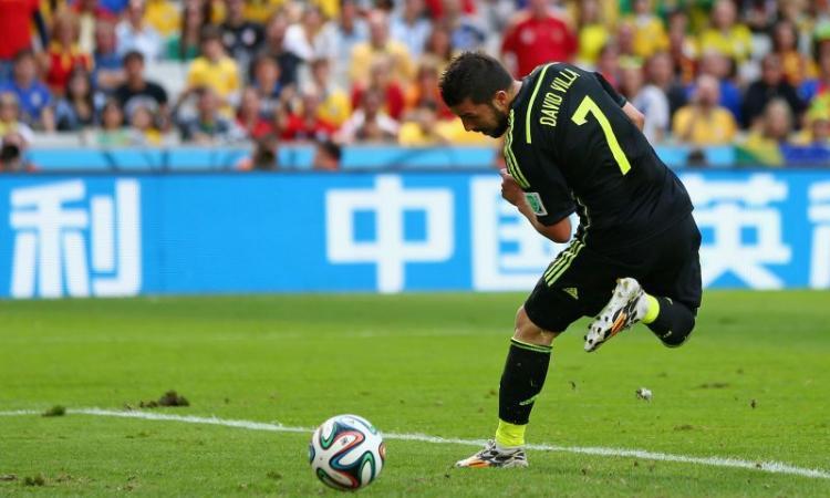La Spagna salva l'onore, 3-0 all'Australia