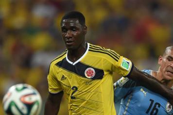 Zapata Colombia contrasto