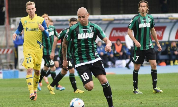Wolfsburg: piace un attaccante del Sassuolo