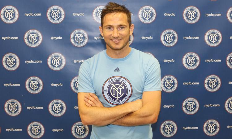 Usa: Lampard saluta New York, ecco le squadre in lizza per prenderlo