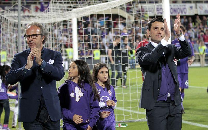 Fiorentina, Della Valle 'rimbalza' Montella: chi ha ragione?