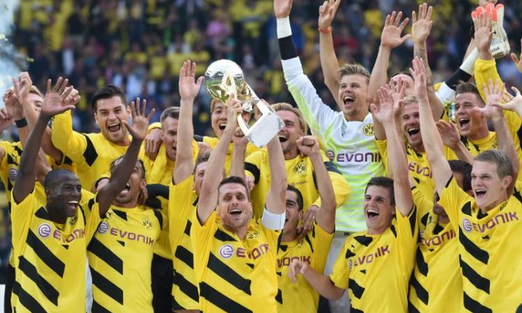 Trionfo Dortmund in Supercoppa di Germania, dominato il Bayern 2-0