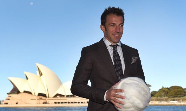 Juve, senti Del Piero: 'Dybala? Bravissimo, non solo in campo'