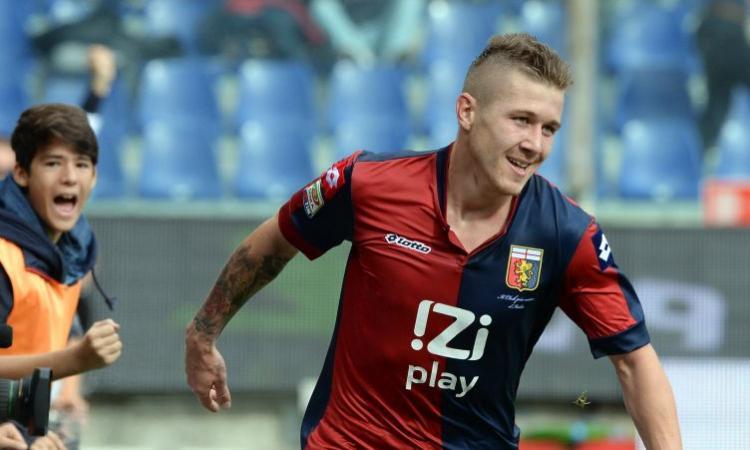 Genoa, Kucka scopre il vizio del gol