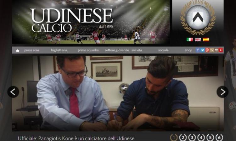 Udinese, UFFICIALE: arriva un greco dal Bologna