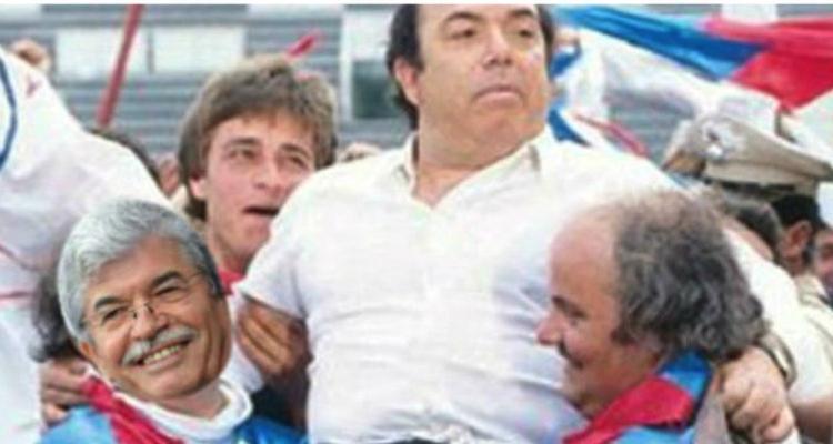 Ciak, si gira: 'L'allenatore nel pallone 3', Razzi attore con Lino Banfi