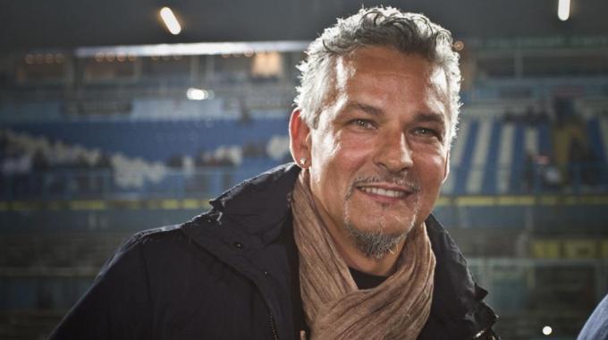 Il Gentleman di Platino a Roberto Baggio