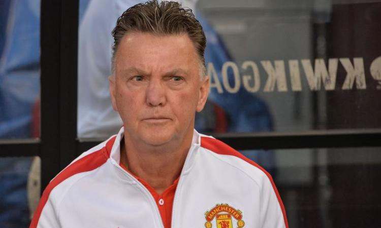 Manchester United, ultima spiaggia per van Gaal a Stoke-on-Trent