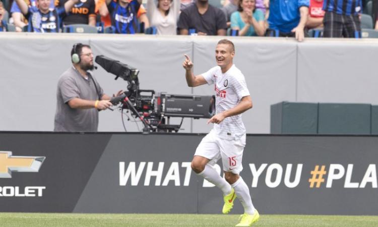 Inter, Vidic: 'Per ora sono molto contento, voglio fare tanti gol'