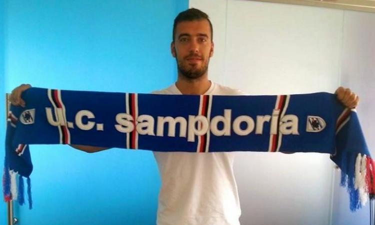 Samp, Conte segue Viviano come vice Buffon