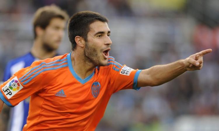 Aston Villa, spesa a Valencia