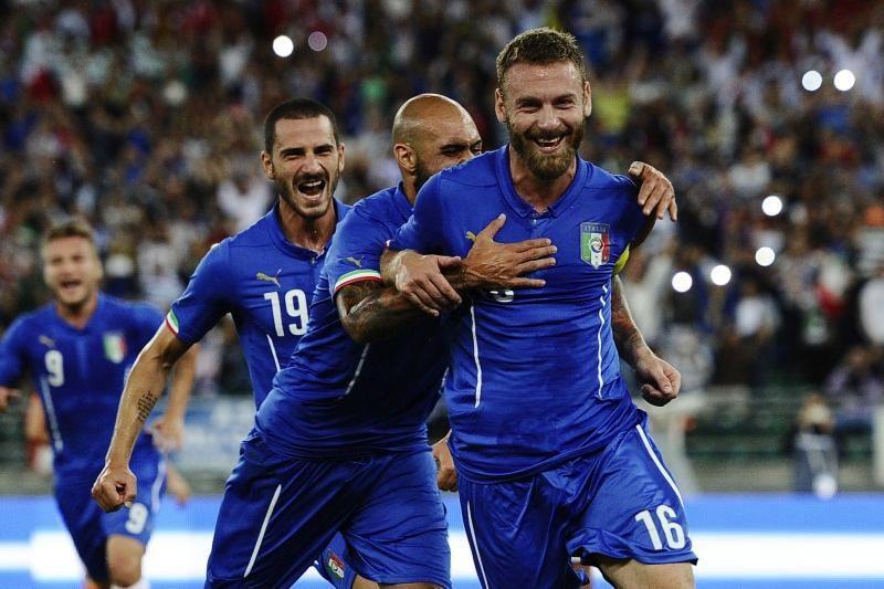 Gli azzurri agli Europei: da campioni a promesse - PARTE II