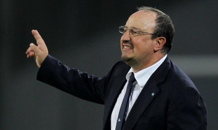 Napoli, Benitez e lo sfogo nello spogliatoio che sa di rottura