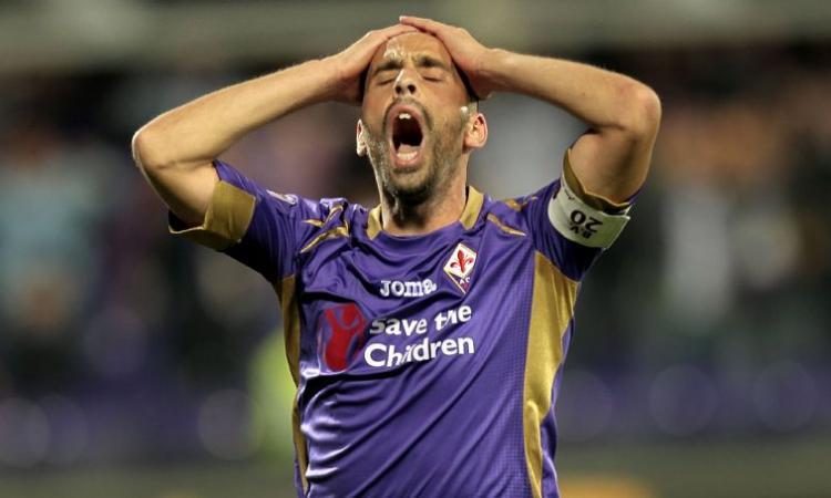 Fiorentina, cosa succede a Borja Valero?