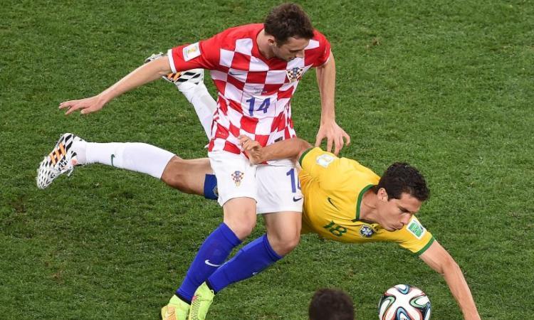 Arsenal, sfida a Roma e Inter per un centrocampista croato