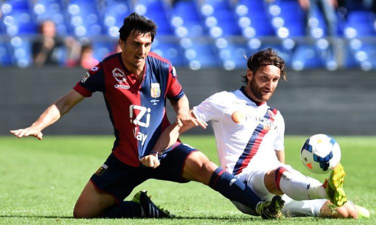 Genoa, parla Burdisso: 'Due mesi per far bene'. E sul suo futuro...