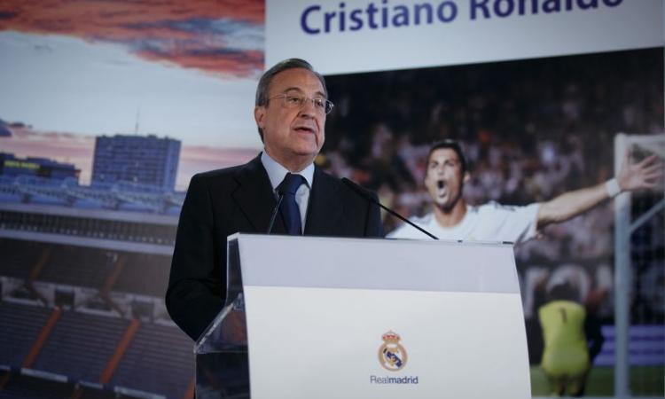 Real Madrid, Florentino pensa già a un 2018 galattico