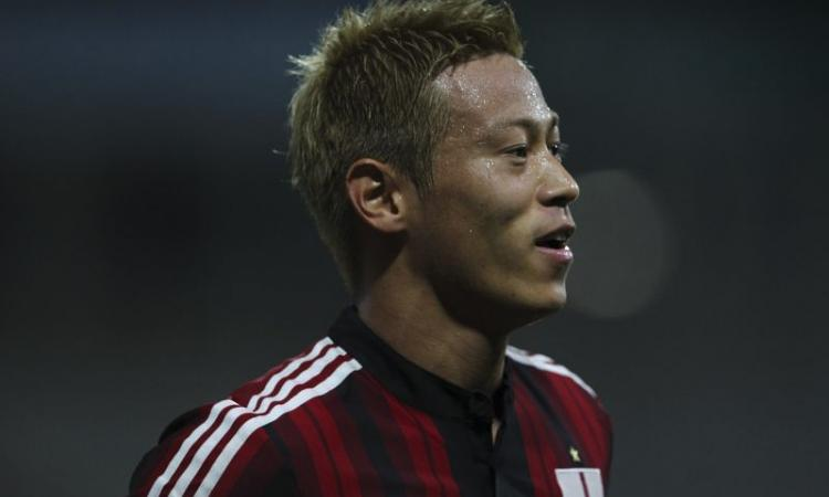 Ex Milan: nuova squadra per Honda
