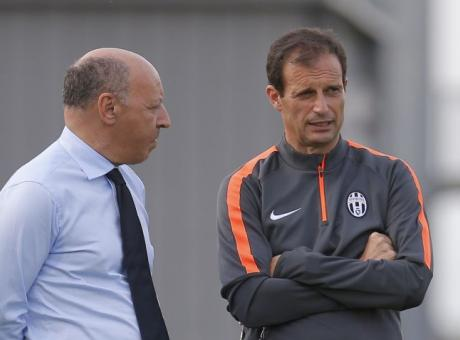 Juve, Marotta vuole Allegri all'Inter!