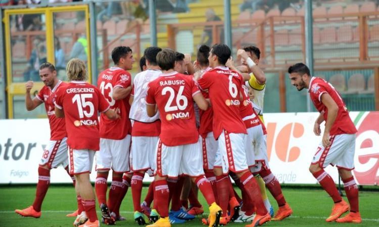 Perugia-Spezia 2-1: GOL E HIGHLIGHTS
