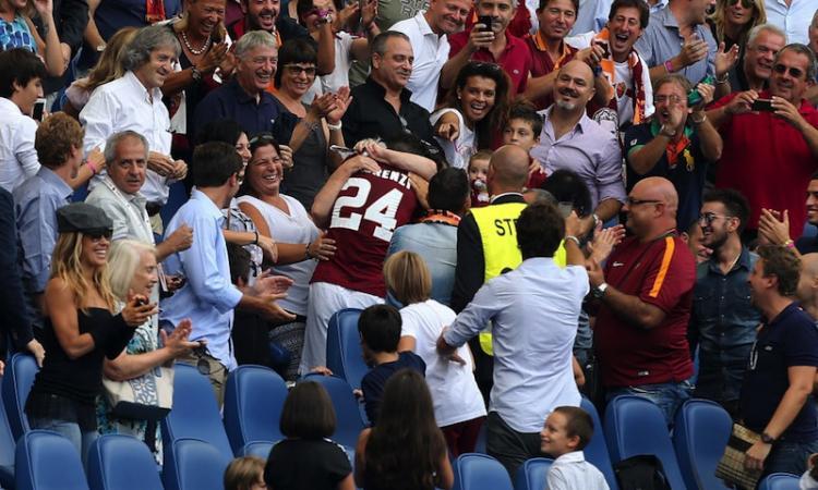 Jacobelli: caro Pallotta, #nonmultateflorenzi: il suo è uno spot fantastico per il calcio e per la Roma