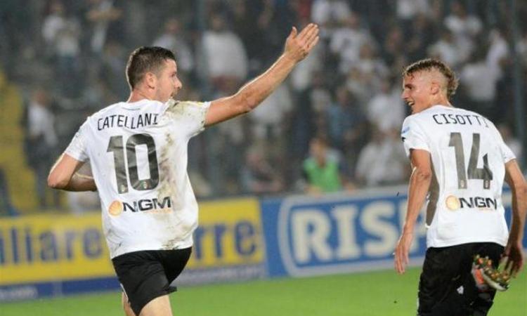 Serie B: lo Spezia annienta il Livorno, 3-0 e zona playoff agguantata
