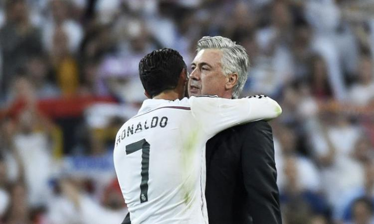 Ancelotti: 'Il mio anno al Real, il Milan, la Roma e la Nazionale'