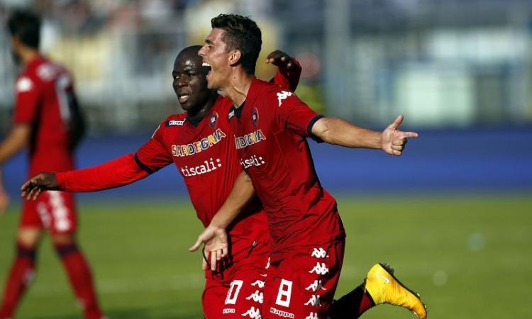 Empoli-Cagliari 0-4: GOL E HIGHLIGHTS