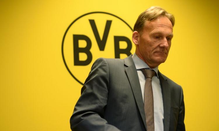 Dortmund, Watzke: 'Con la Juve per l'onore della Germania'