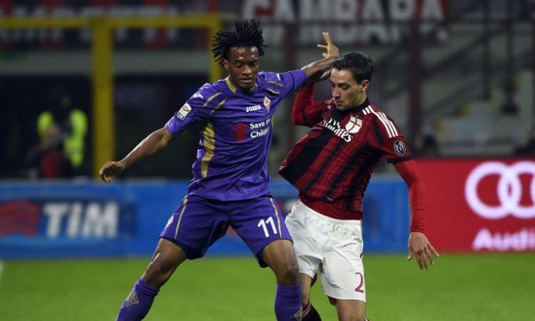 Fiorentina, i voti di CM: Cuadrado a intermittenza