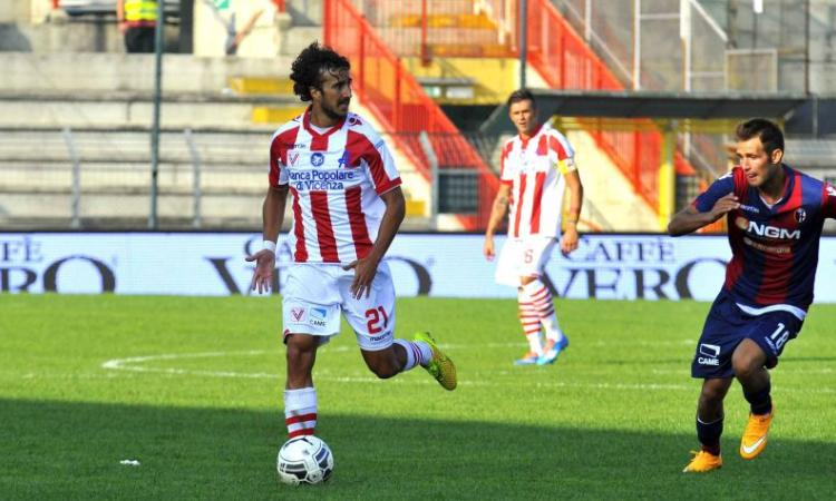 Serie B: Vicenza-Catania 0-0, GOL E HIGHLIGHTS