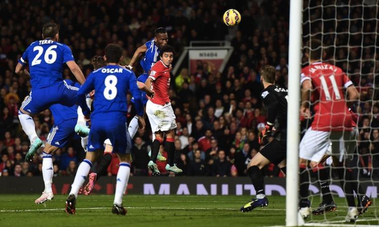 Il Man United riprende il Chelsea al 94'