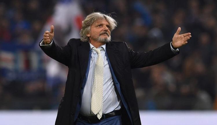 Palermo a Ferrero, i tifosi non ci stanno: 'Di buffoni ne abbiamo pieni i c......i!'